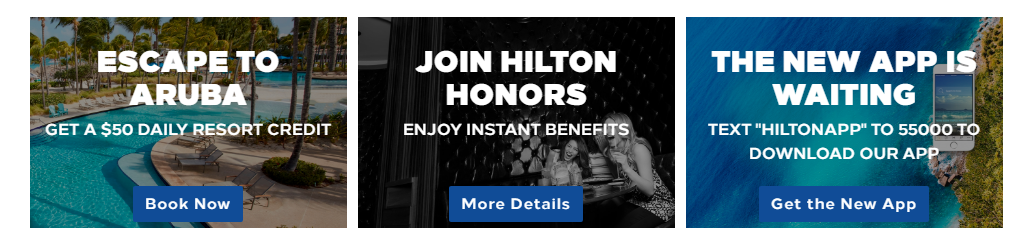 Loyalty Hilton Honorr