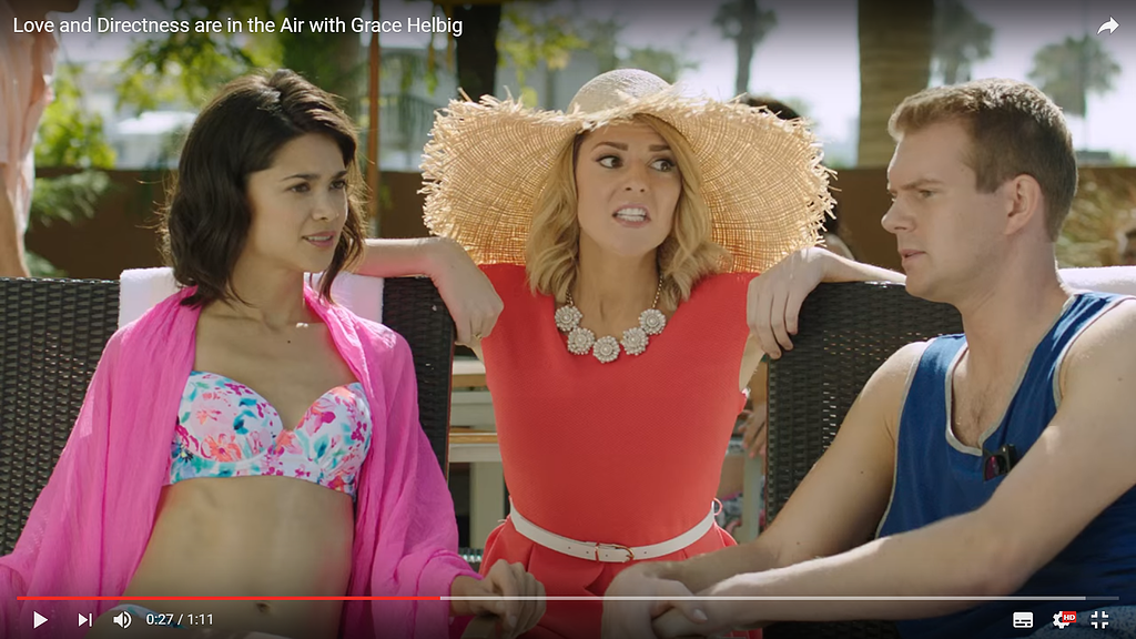 Campaña de video marketing realizada por Marriot Hotels