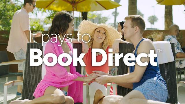 it pays to book direct