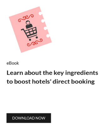 boost hotel's direct booking