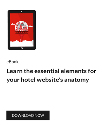Learn the essential elements for your hotel websites anatomy