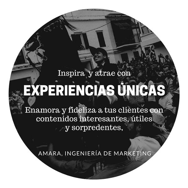 Content marketing – Experiencias unicas