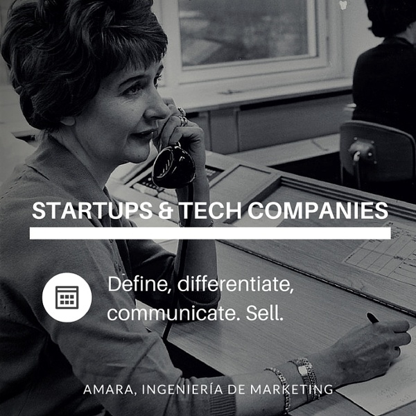 Marketing for Startups and tech companies