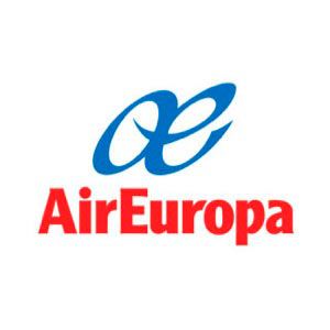Logo AirEuropa Airline Marketing Tourism