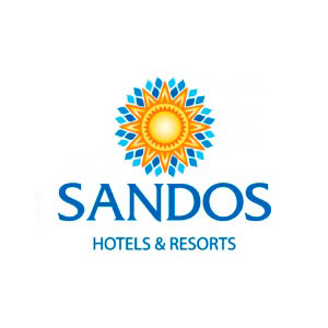 Logo Sandos Hotels Marketing Tourism