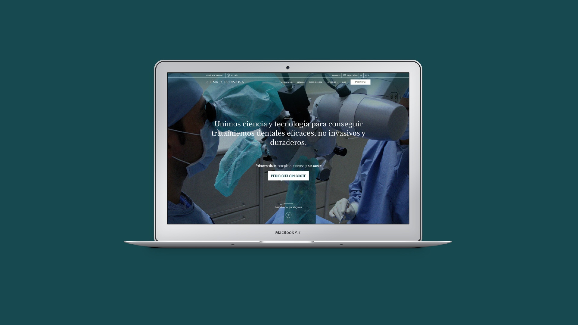 Clínica dental Pronova - Caso de éxito de Video Marketing